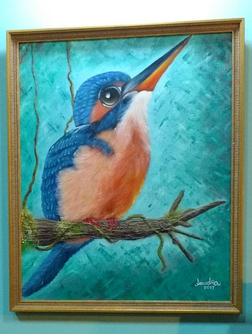 Meu trabalho Pintura em tela