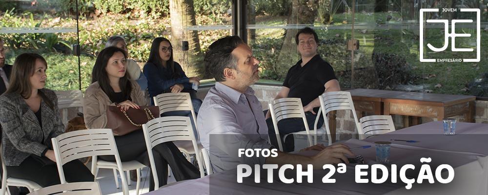 Fotos do evento - Pitch 2ª Edição