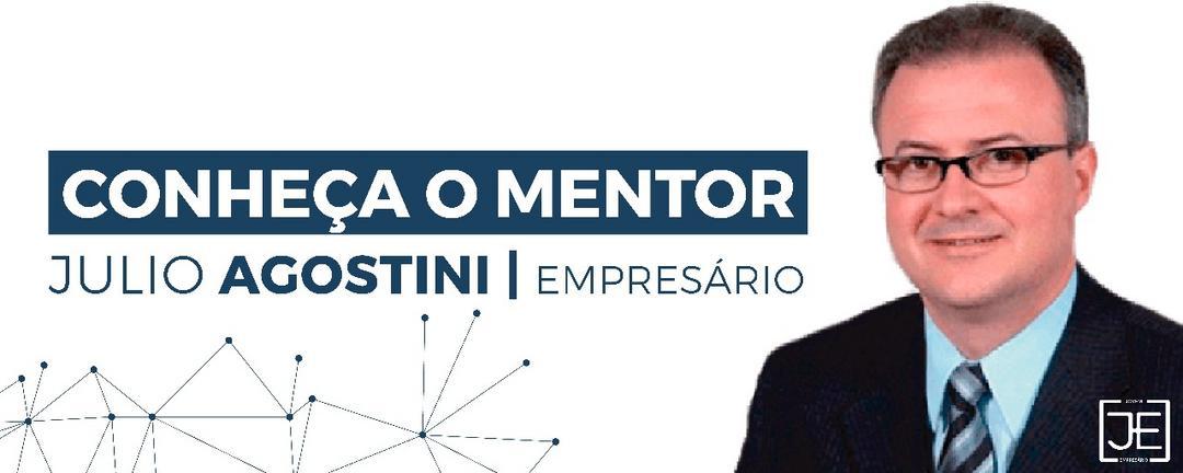Boas ideias, com Julio Agostini