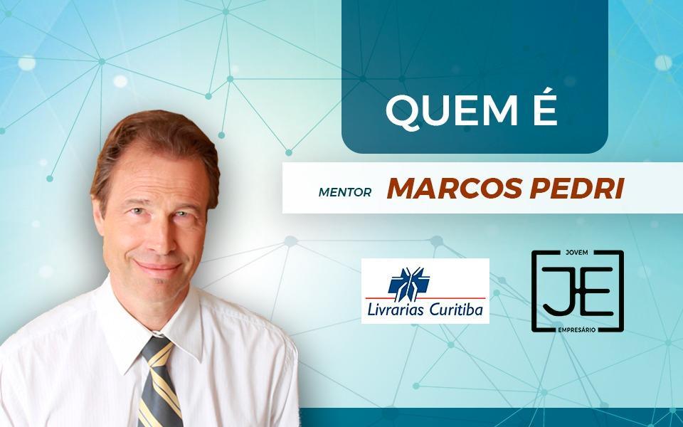 Série mentores com Marcos Pedri ...Na RIC