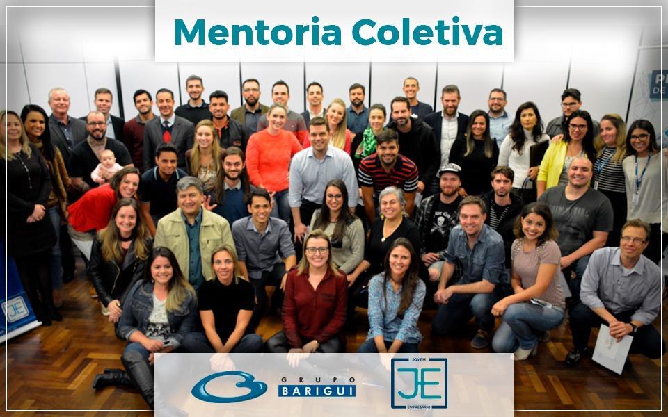 Mentoria Coletiva Grupo Barigui