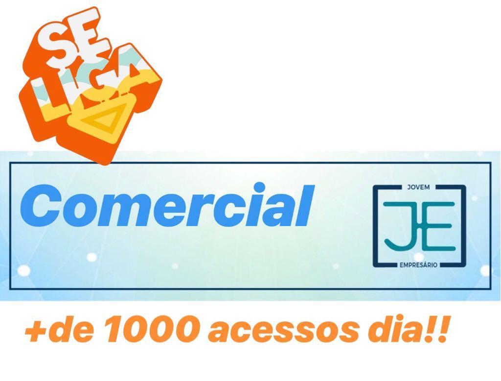 Perfil Comercial com visibilidade para mais de 1000 pessoas dia