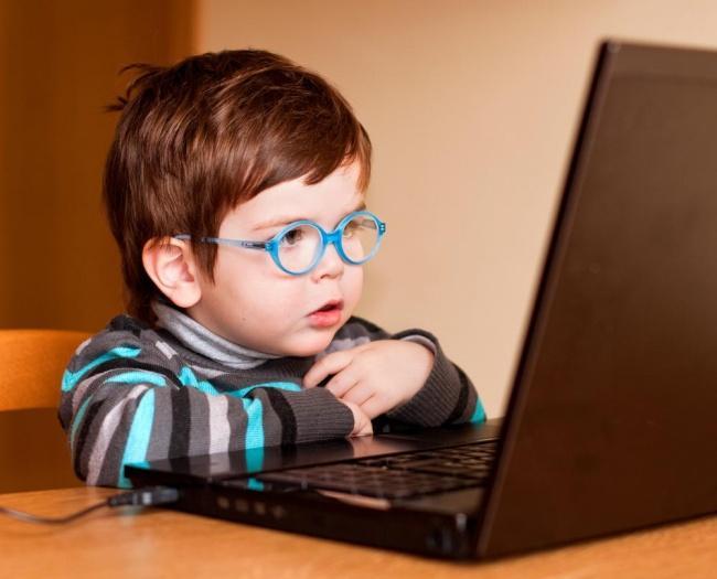 1 em cada 3 usuários da internet atualmente é uma criança!