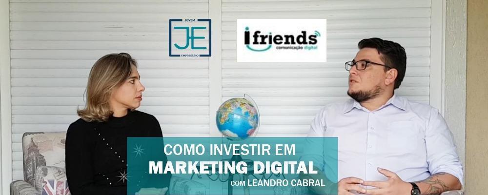 Como investir em Marketing Digital?