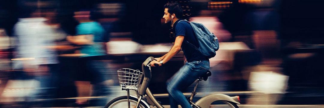 Empreender NÃO é como andar de bicicleta
