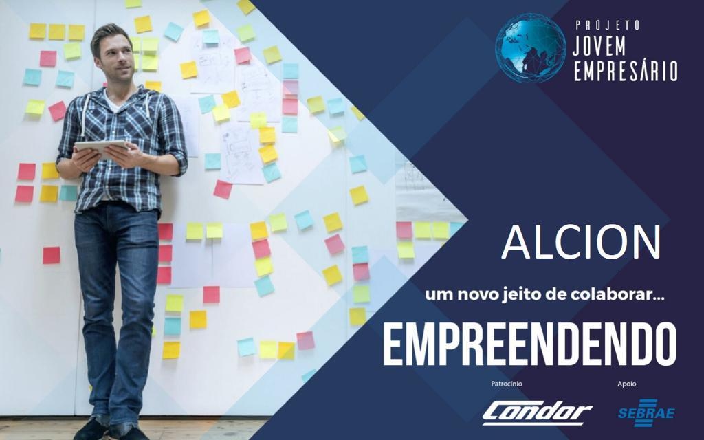 Aprenda com Alcion um novo jeito de colaborar… empreendendo