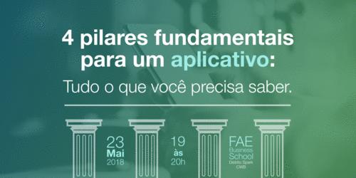 4 pilares fundamentais para um aplicativo