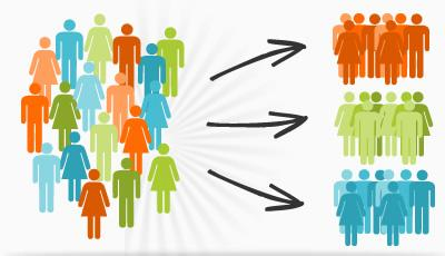 SEGMENTAÇÃO DE MERCADO – Identifique o seu público alvo
