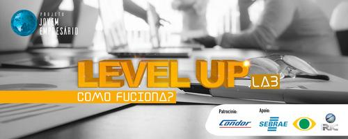 Level Up Lab: como funciona.