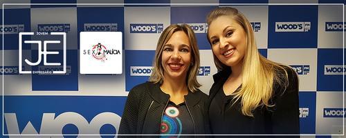 Sex Malicia na Radio com O PJE - Dividindo experiencia.