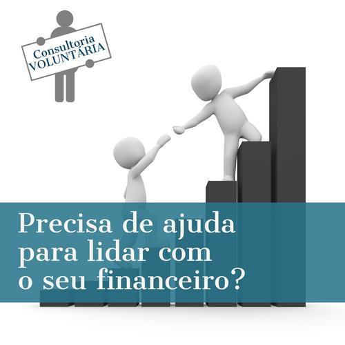 Problemas nas finanças?Consultoria VOLUNTÁRIA 🚨