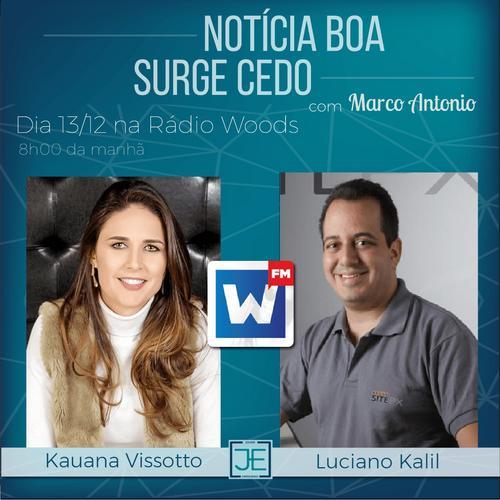 Entrevista exclusiva com um dos mentores do Projeto Jovem Empresário: Luciano Kalil