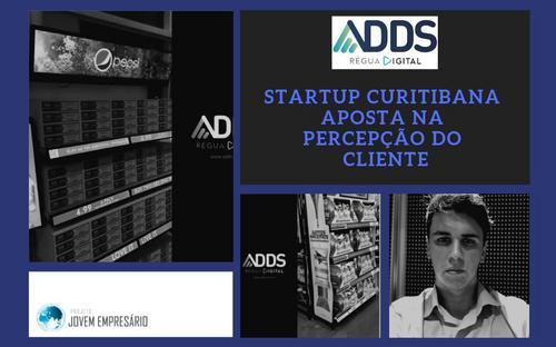 Startup Curitibana aposta na percepção do cliente