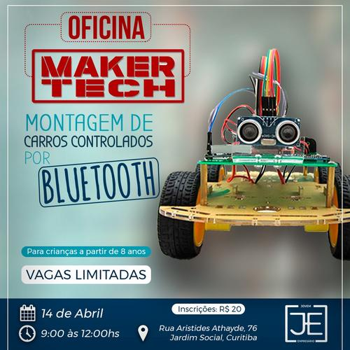Aprenda fazendo com a MakerTech
