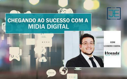Chegando ao sucesso com a mídia digital... Na Ric.