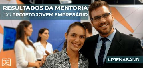 Programa de mentorias leva novas ideias a empreendedores