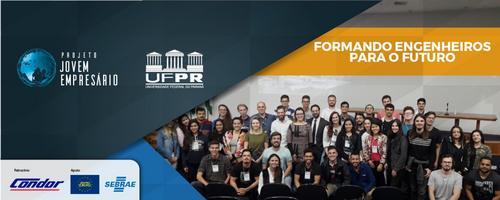 UFPR e Projeto Jovem Empresário: formando engenheiros para o futuro.
